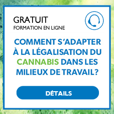 Comment s'adapter à la légalisation du cannabis