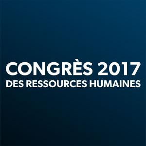 Congrès 2017 des ressources humaines
