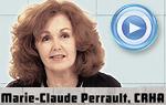 Marie-Claude Perrault, CRHA, coach certifiée et formatrice agréée, Mango, intervention stratégique