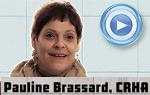 Pauline Brassard, CRHA, présidente, PB Conseils RH