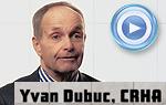 Yvan Dubuc, CRHA, consultant et conférencier
