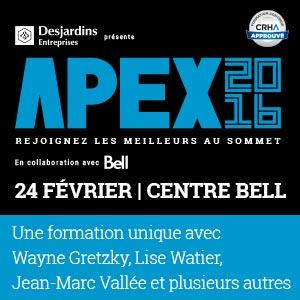 APEX 2016