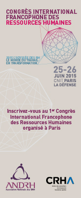 Congrès international des ressources humaines - ANDRH