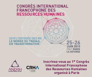 Congrès international des ressources humaines - ANDRH