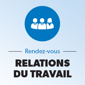 RDV Relations du travail