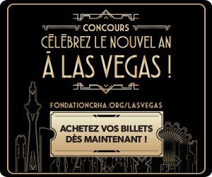 Concours - Célébrez le nouvel an à Las Vegas!