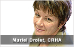 Muriel Drolet, FCRHA