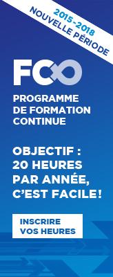 Programme de formation continue