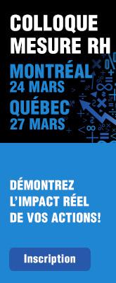 Colloque Mesure RH - Montréal et Québec