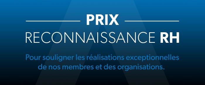Prix Reconnaissance RH