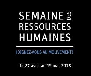 Semaine des ressources humaines