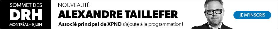 Sommet des DRH Montréal 9 juin 2016